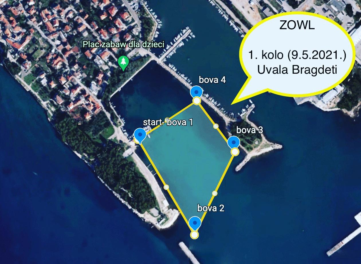 ZOWL 2021 - 1. kolo Uvala Bregdetti